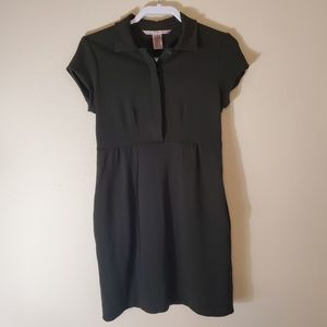 Diane Von Furstenberg Wool Blend Dress with Pocket